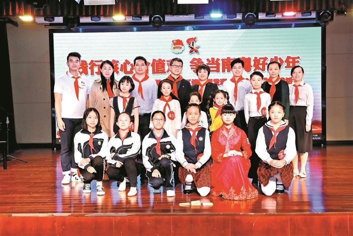 龙华77名 最美少年 将角逐省市 南粤少年
