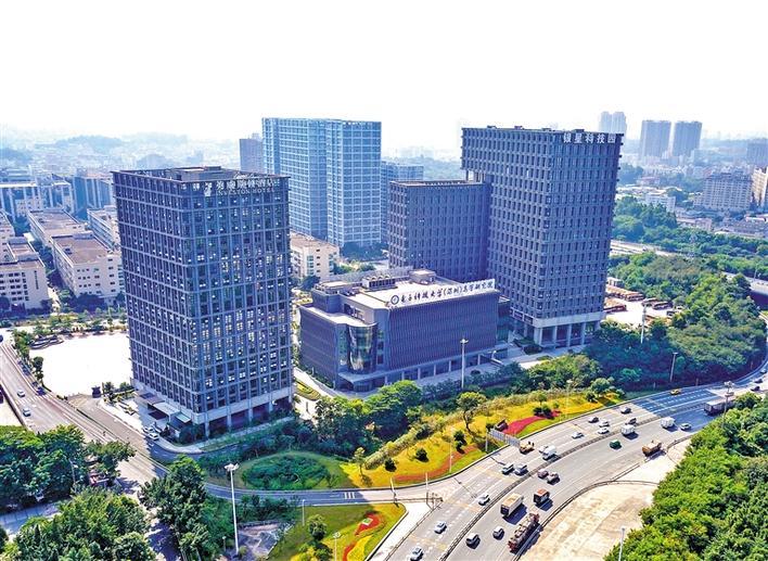 打造数字经济先行区 推动龙华高质量发展